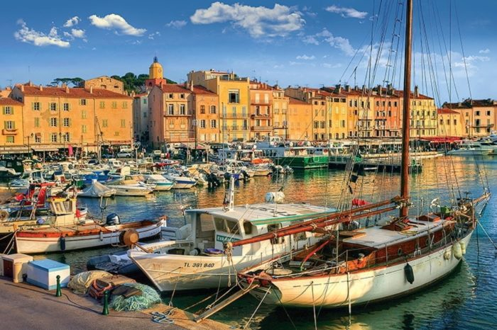 A day in Saint-Tropez